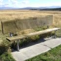 Lion's Walking Club bench, Cowan's Hill