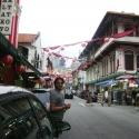 Rayan in Chinatown