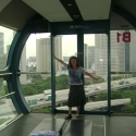 Me in Singapore Flyer
