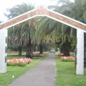 Entrance to Queen's Gardens, Nelson