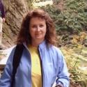 Martina at Vintgar Gorge
