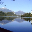 Beautiful Bled Island
