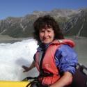 Me on Glacier Explorers Tour