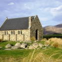 Church of the Good Sheperd, Lake Tekapo