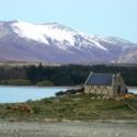 Church of the Good Sheperd, Mt. John