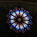 Rose Window, Christchurch Anglican Cathedral, Nelson
