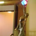 Sculpture in Roxy Cinema
