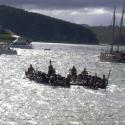 Waka Horua (double hulled canoe)