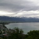 View of Kaikoura from Dempsey track