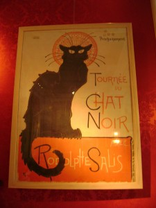 Poster of 'Tournee du Chat Noir avec Rodolphe Salis'