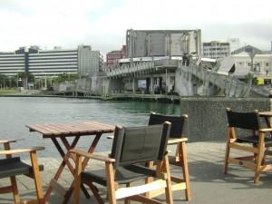 Part of Wellington Waterfront