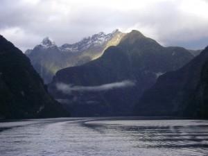 Doubtful Sound Cruise, Fjordland