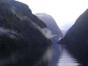Doubtful Sound scenery