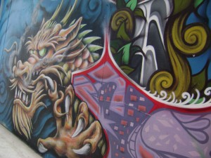 Dunedin street art no. 2