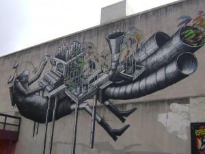 Dunedin street art no. 4