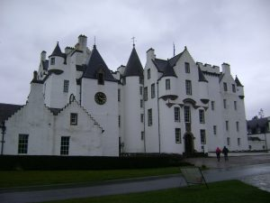 Blair Castle, Blair Athol