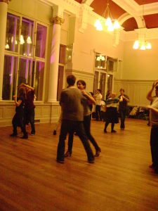 Swing dancing, Summerhall