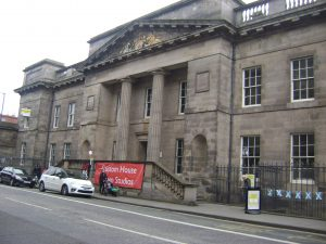The Custom House, Leith