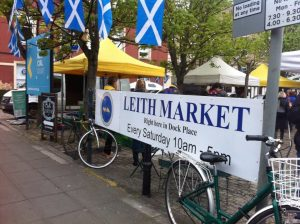 Leith Market, Edinburgh