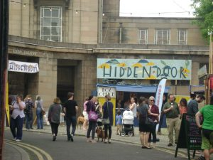 Leith Theatre - Hidden Door Festival