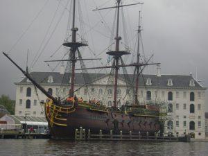 Scheepvaart Museum, Amsterdam