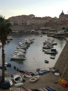 Part of Old Port, Dubrovnik