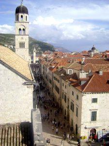 Stradun, Old Town, Dubrovnik