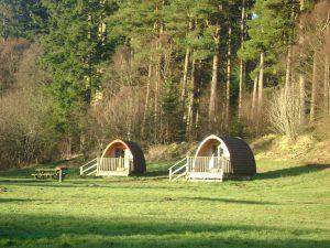 Kielder Camping Site