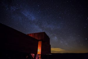 Night sky at Kielder Observatory