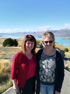 Wendy and I, Mt. John