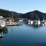 Lovely Town of Kaikoura and Picton/Marlborough Sounds