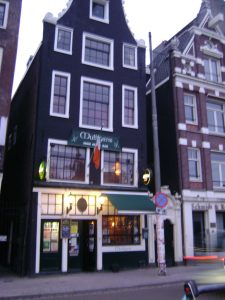 Mulligans Irish Bar, Amsterdam