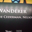 The Wanderer, by Sue Cederman