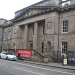 Open Day At The Custom House, Leith