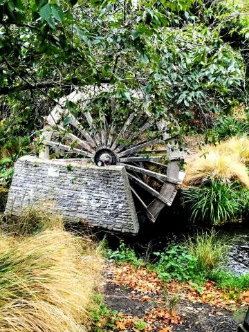 Water Mill, Avon River